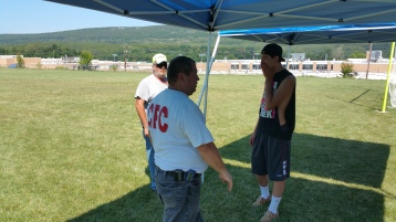 Day 3 of Search for Jesse Rex Farber, Sharp Mountain, Tamaqua, 8-15-2015 (19)