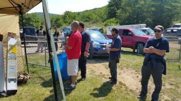 Day 3 of Search for Jesse Rex Farber, Sharp Mountain, Tamaqua, 8-15-2015 (25)