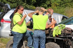 Day 3 of Search for Jesse Rex Farber, Sharp Mountain, Tamaqua, 8-15-2015 (44)