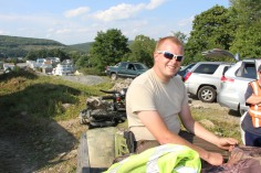 Day 3 of Search for Jesse Rex Farber, Sharp Mountain, Tamaqua, 8-15-2015 (63)