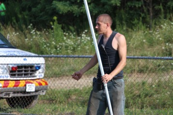 Day 3 of Search for Jesse Rex Farber, Sharp Mountain, Tamaqua, 8-15-2015 (76)
