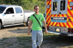 Day 3 of Search for Jesse Rex Farber, Sharp Mountain, Tamaqua, 8-15-2015 (86)