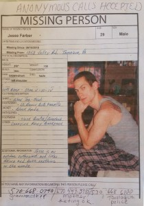 Day 4 of Search for Jesse Rex Farber, Sharp Mountain, Tamaqua, 8-16-2015 (100)