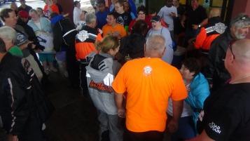 Dream Ride Stop, benefits Special Olympics, Hampton Inn, Hazleton, 8-20-2015 (130)