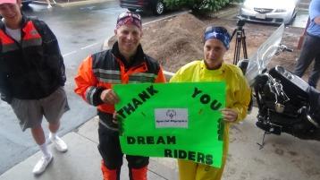 Dream Ride Stop, benefits Special Olympics, Hampton Inn, Hazleton, 8-20-2015 (133)