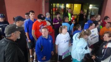 Dream Ride Stop, benefits Special Olympics, Hampton Inn, Hazleton, 8-20-2015 (138)