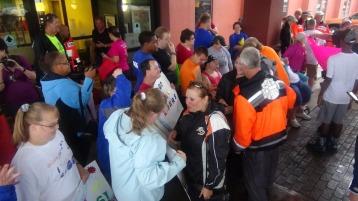 Dream Ride Stop, benefits Special Olympics, Hampton Inn, Hazleton, 8-20-2015 (139)