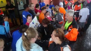 Dream Ride Stop, benefits Special Olympics, Hampton Inn, Hazleton, 8-20-2015 (140)