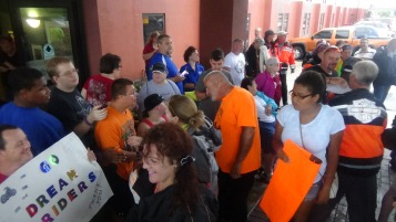 Dream Ride Stop, benefits Special Olympics, Hampton Inn, Hazleton, 8-20-2015 (142)