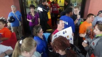 Dream Ride Stop, benefits Special Olympics, Hampton Inn, Hazleton, 8-20-2015 (144)