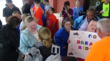 Dream Ride Stop, benefits Special Olympics, Hampton Inn, Hazleton, 8-20-2015 (149)