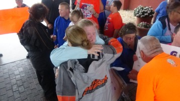 Dream Ride Stop, benefits Special Olympics, Hampton Inn, Hazleton, 8-20-2015 (151)