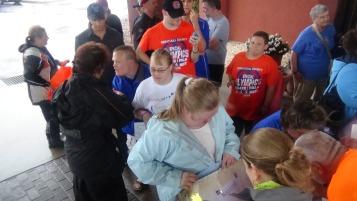 Dream Ride Stop, benefits Special Olympics, Hampton Inn, Hazleton, 8-20-2015 (152)