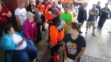 Dream Ride Stop, benefits Special Olympics, Hampton Inn, Hazleton, 8-20-2015 (157)
