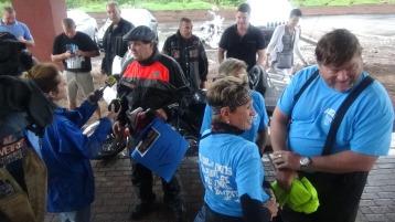 Dream Ride Stop, benefits Special Olympics, Hampton Inn, Hazleton, 8-20-2015 (159)