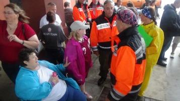 Dream Ride Stop, benefits Special Olympics, Hampton Inn, Hazleton, 8-20-2015 (162)