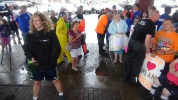 Dream Ride Stop, benefits Special Olympics, Hampton Inn, Hazleton, 8-20-2015 (170)