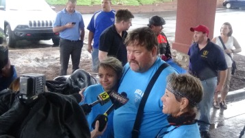 Dream Ride Stop, benefits Special Olympics, Hampton Inn, Hazleton, 8-20-2015 (173)