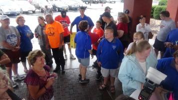Dream Ride Stop, benefits Special Olympics, Hampton Inn, Hazleton, 8-20-2015 (180)
