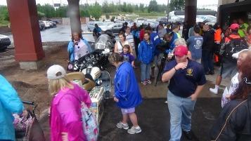 Dream Ride Stop, benefits Special Olympics, Hampton Inn, Hazleton, 8-20-2015 (184)