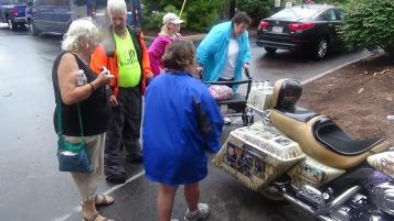 Dream Ride Stop, benefits Special Olympics, Hampton Inn, Hazleton, 8-20-2015 (188)