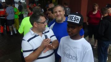 Dream Ride Stop, benefits Special Olympics, Hampton Inn, Hazleton, 8-20-2015 (193)