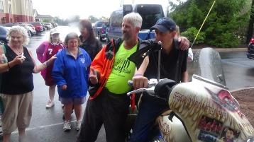 Dream Ride Stop, benefits Special Olympics, Hampton Inn, Hazleton, 8-20-2015 (195)