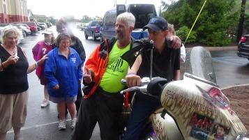 Dream Ride Stop, benefits Special Olympics, Hampton Inn, Hazleton, 8-20-2015 (196)