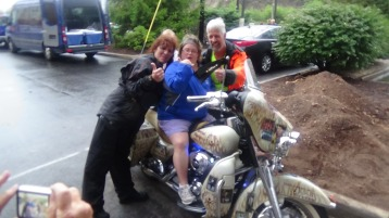 Dream Ride Stop, benefits Special Olympics, Hampton Inn, Hazleton, 8-20-2015 (197)