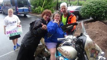 Dream Ride Stop, benefits Special Olympics, Hampton Inn, Hazleton, 8-20-2015 (198)