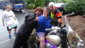Dream Ride Stop, benefits Special Olympics, Hampton Inn, Hazleton, 8-20-2015 (199)