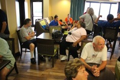 Dream Ride Stop, benefits Special Olympics, Hampton Inn, Hazleton, 8-20-2015 (2)