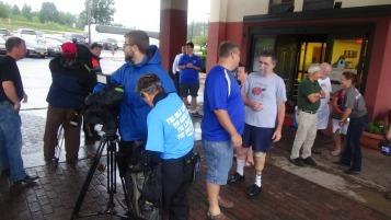Dream Ride Stop, benefits Special Olympics, Hampton Inn, Hazleton, 8-20-2015 (202)