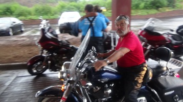 Dream Ride Stop, benefits Special Olympics, Hampton Inn, Hazleton, 8-20-2015 (211)