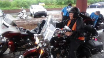 Dream Ride Stop, benefits Special Olympics, Hampton Inn, Hazleton, 8-20-2015 (213)