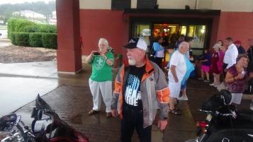 Dream Ride Stop, benefits Special Olympics, Hampton Inn, Hazleton, 8-20-2015 (216)