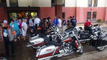 Dream Ride Stop, benefits Special Olympics, Hampton Inn, Hazleton, 8-20-2015 (217)