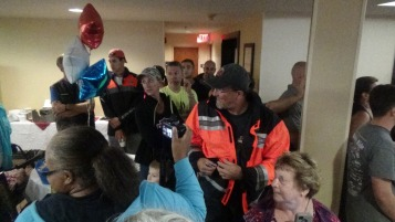 Dream Ride Stop, benefits Special Olympics, Hampton Inn, Hazleton, 8-20-2015 (241)
