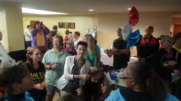 Dream Ride Stop, benefits Special Olympics, Hampton Inn, Hazleton, 8-20-2015 (242)