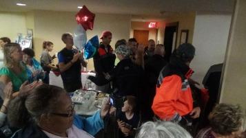 Dream Ride Stop, benefits Special Olympics, Hampton Inn, Hazleton, 8-20-2015 (245)