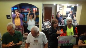 Dream Ride Stop, benefits Special Olympics, Hampton Inn, Hazleton, 8-20-2015 (251)