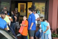 Dream Ride Stop, benefits Special Olympics, Hampton Inn, Hazleton, 8-20-2015 (27)