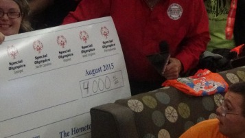 Dream Ride Stop, benefits Special Olympics, Hampton Inn, Hazleton, 8-20-2015 (270)