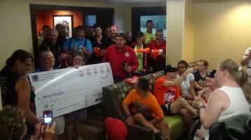Dream Ride Stop, benefits Special Olympics, Hampton Inn, Hazleton, 8-20-2015 (271)