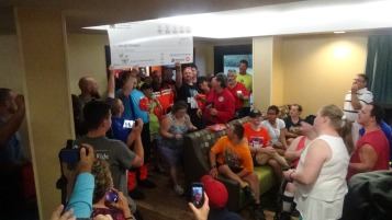 Dream Ride Stop, benefits Special Olympics, Hampton Inn, Hazleton, 8-20-2015 (276)