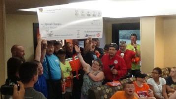 Dream Ride Stop, benefits Special Olympics, Hampton Inn, Hazleton, 8-20-2015 (279)