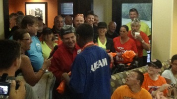Dream Ride Stop, benefits Special Olympics, Hampton Inn, Hazleton, 8-20-2015 (286)