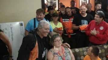 Dream Ride Stop, benefits Special Olympics, Hampton Inn, Hazleton, 8-20-2015 (296)