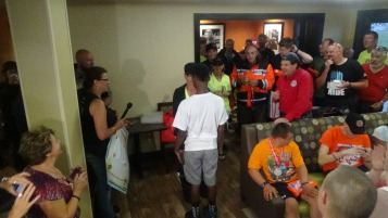 Dream Ride Stop, benefits Special Olympics, Hampton Inn, Hazleton, 8-20-2015 (311)