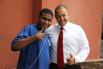 Dream Ride Stop, benefits Special Olympics, Hampton Inn, Hazleton, 8-20-2015 (32)